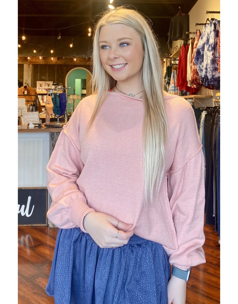 PODOS Lightweight Sweater 6613