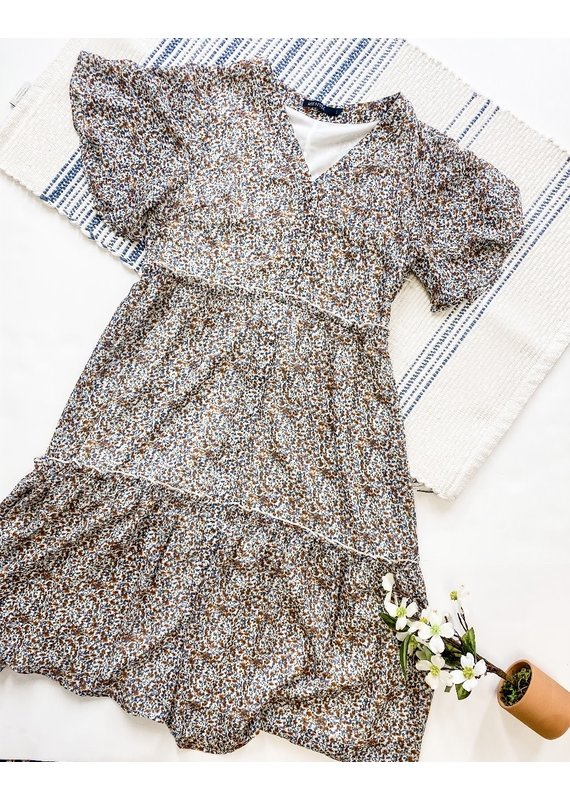 PODOS Clementine Dress