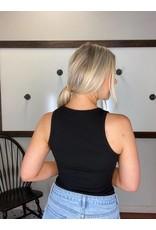 PODOS Cut Out Bodysuit