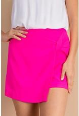 PODOS Front Twist Shorts