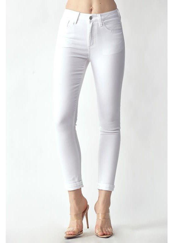 PODOS High Waist 5pkt Skinny Jean