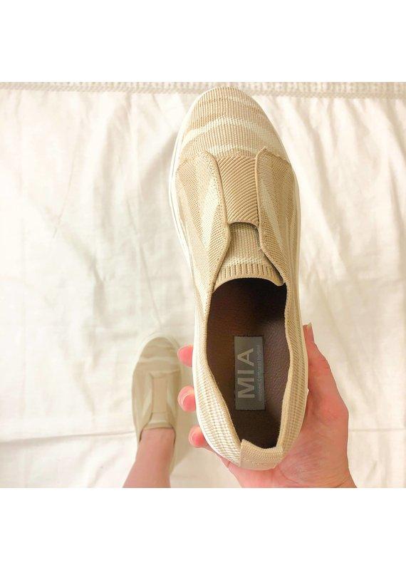 Mia Greyson Slip On Sneakers