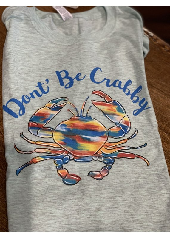 PODOS Don't Be Crabby Tee 21