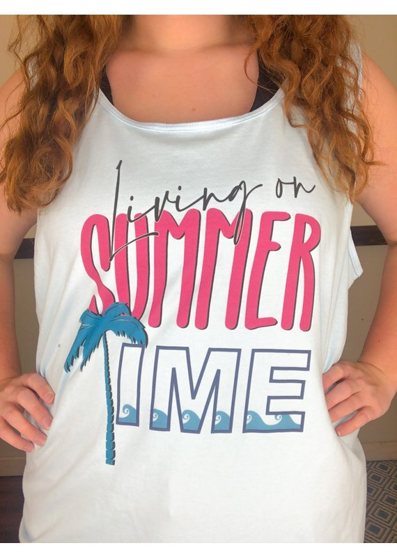 PODOS Living On Summer Time Tank 21
