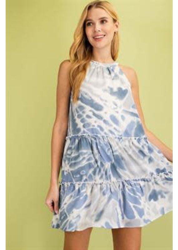 PODOS Halter Dress