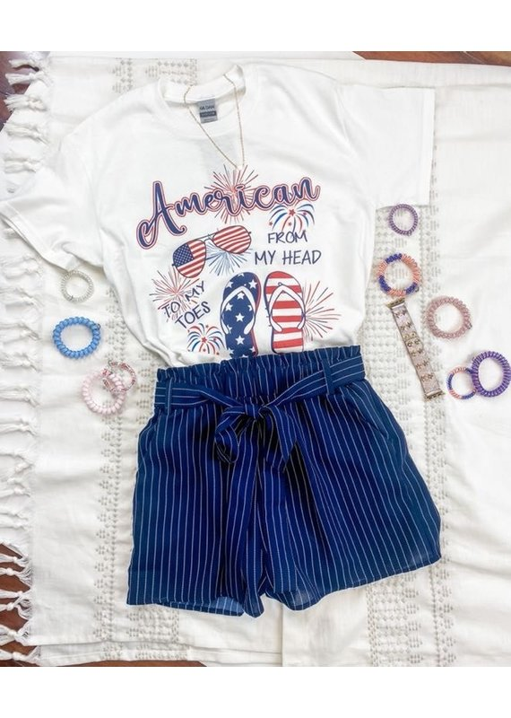 PODOS American From Head To Toe 21