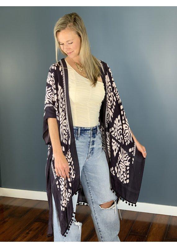 Queen's Kimono