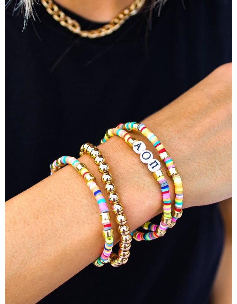 DuoThreads Miley Bracelet Stack