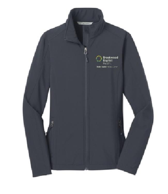 Port Authority Brookwood Baptist Soft Shell Jacket