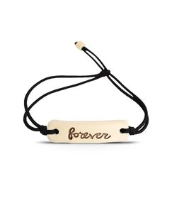Mud Love Forever Adjustable Bracelet
