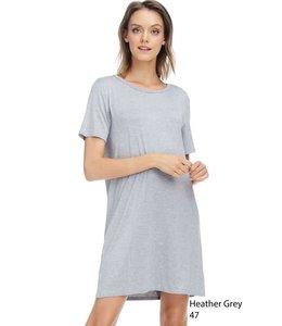 Piko Dress W/ Sleeves