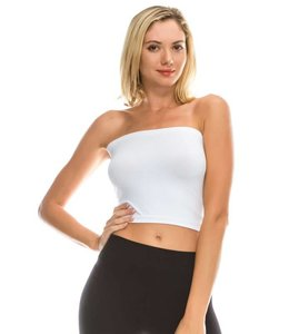 Idea Cropped Tube Top