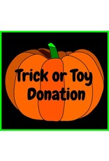 Trick or Toy Party Donation