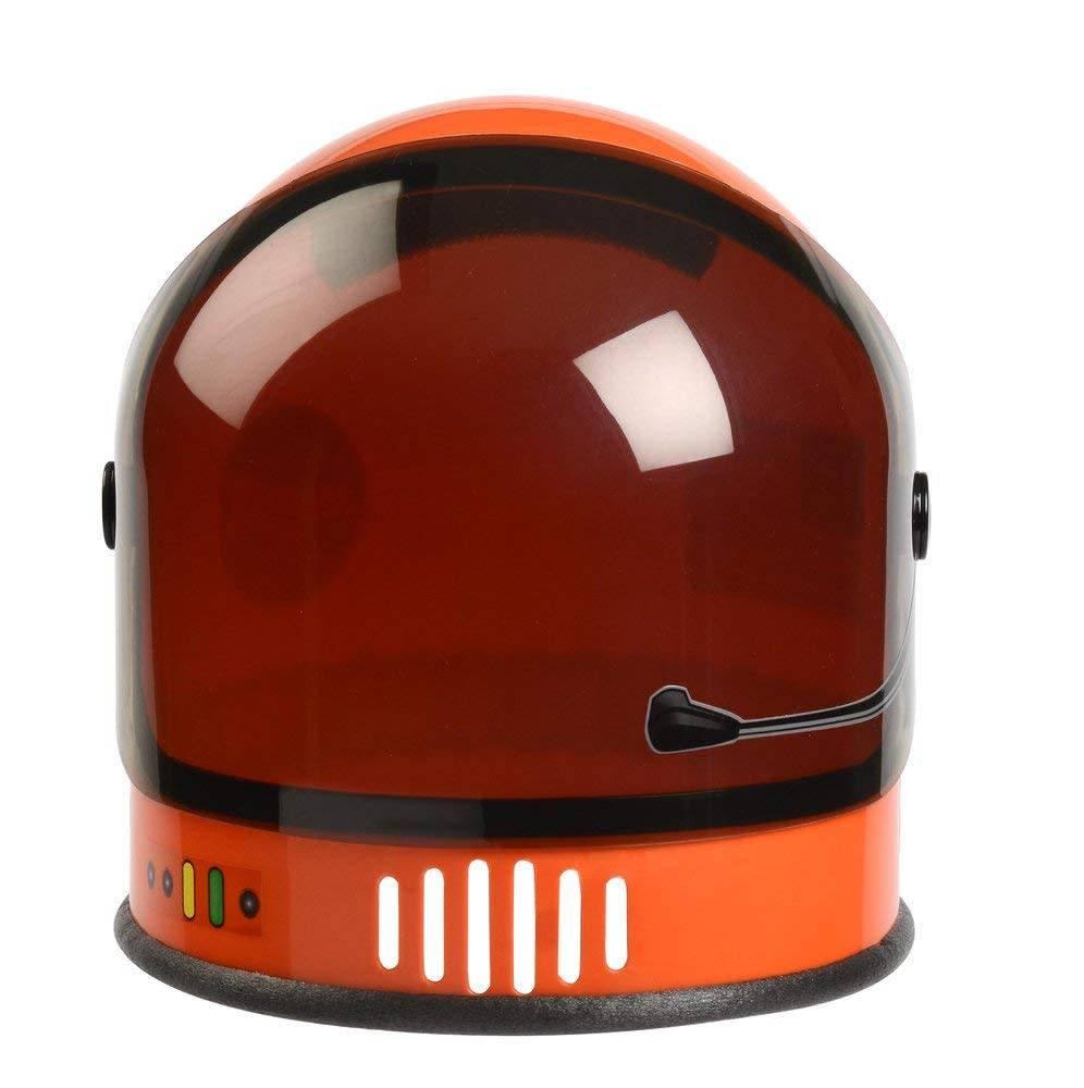 Aeromax Orange Astronaut Helmet by Aeromax