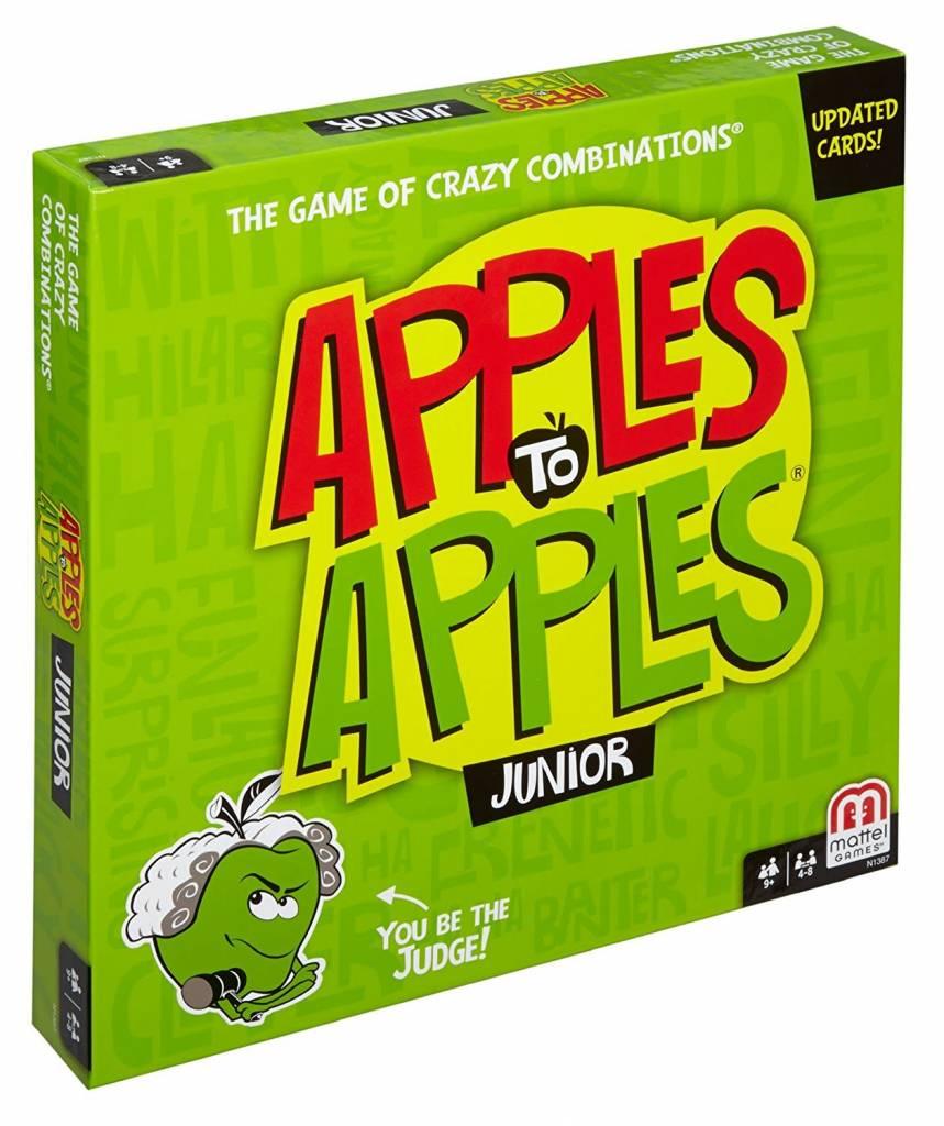 Mattel Apples to Apples Jr Game by Mattel