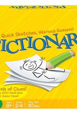 Pictionary by Mattel