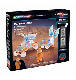 Mars Explorer by Laser Pegs