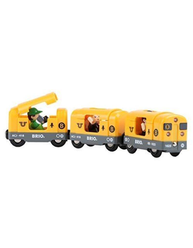 Deluxe Railway Set by BRIO