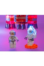 Mars Rocket by Laser Pegs