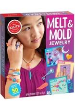 Melt & Mold Jewelry by Klutz