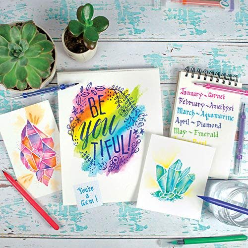 Chroma Blends Watercolor Markers by Ooly