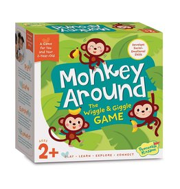 Monkey Around by Peaceable Kingdom