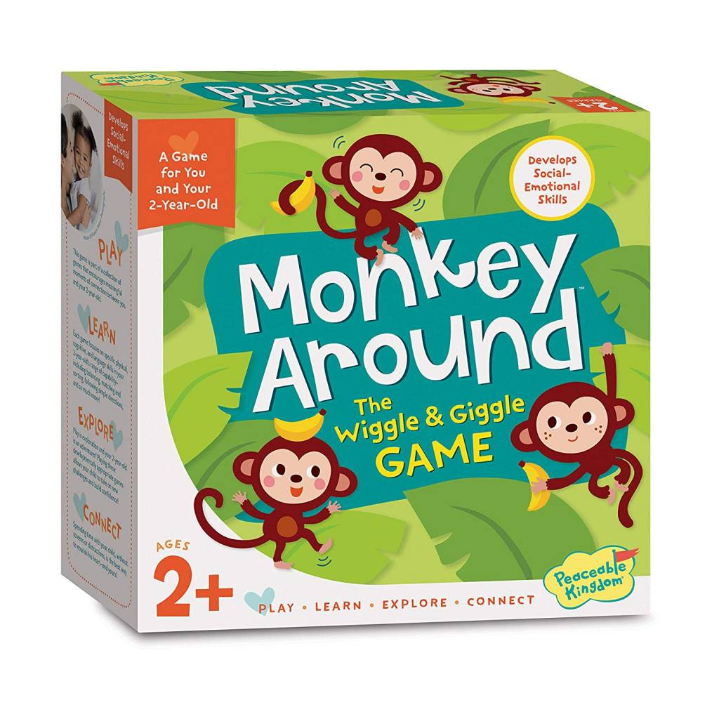 Monkey Around by Peaceable Kingdom