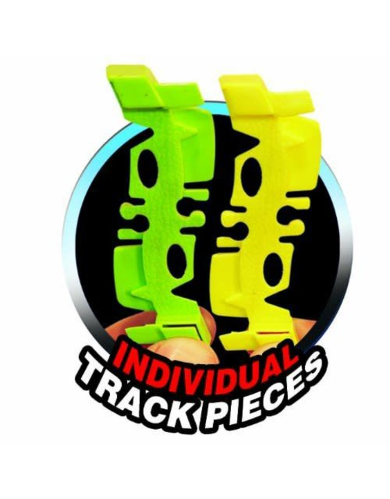 Mindscope Twister Tracks 547-pc Mega Set by Mindscope
