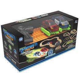 Mindscope Twister Tracks Dual Lane Police Chase by Mindscope