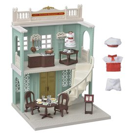 Calico Critters Town Delicious Restaurant