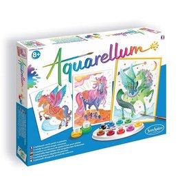 Aquarellum Unicorn & Pegasus by Sentosphere