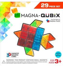 Magna-Qubix 29- pc Set by Magna-Tiles
