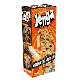 Classic Jenga Game by Hasbro