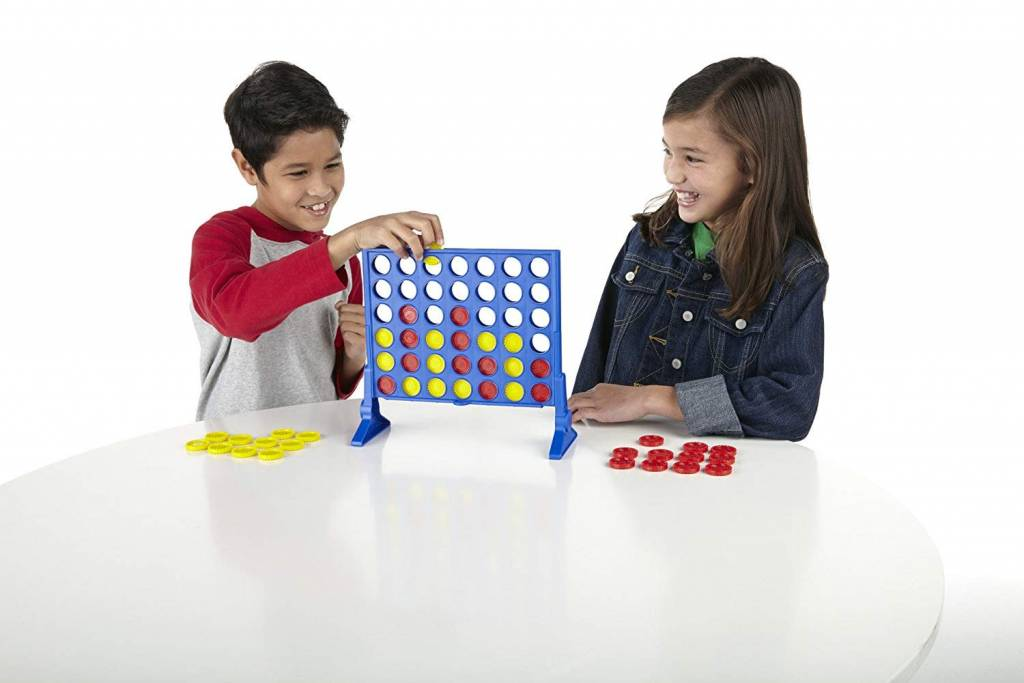 Connect 4 Game by Hasbro