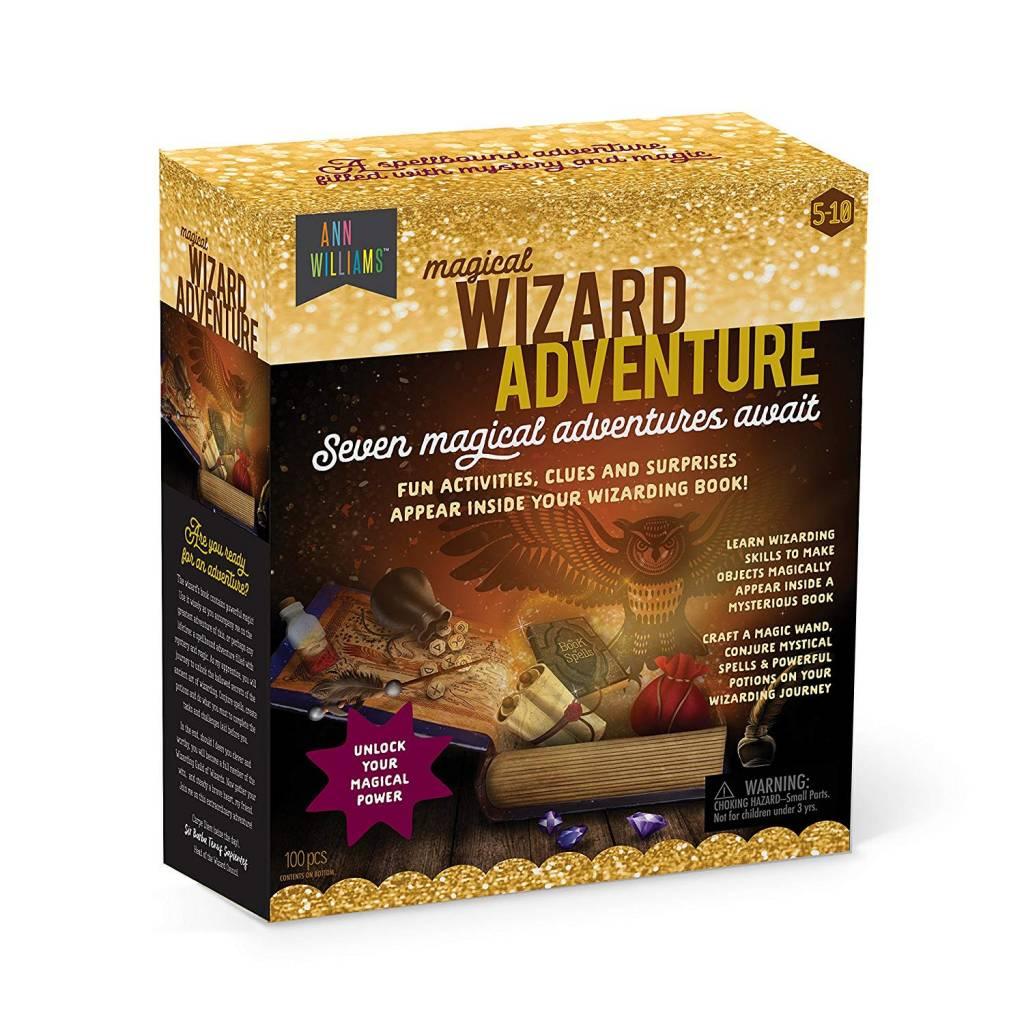 Magical Wizard Adventure by Ann Williams