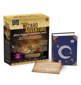 Magical Wizard Adventure by Ann Williams