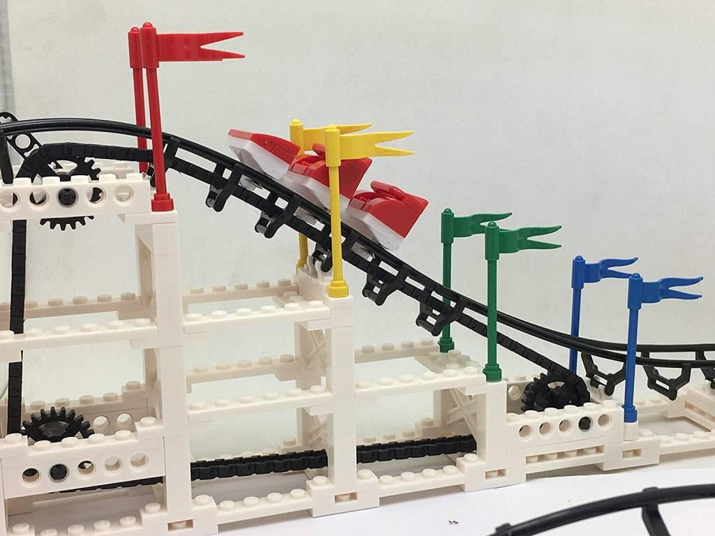 CDX Blocks Little Dipper Roller Coaster by CDX