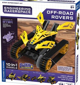 Off-Road Rovers by Thames & Kosmos