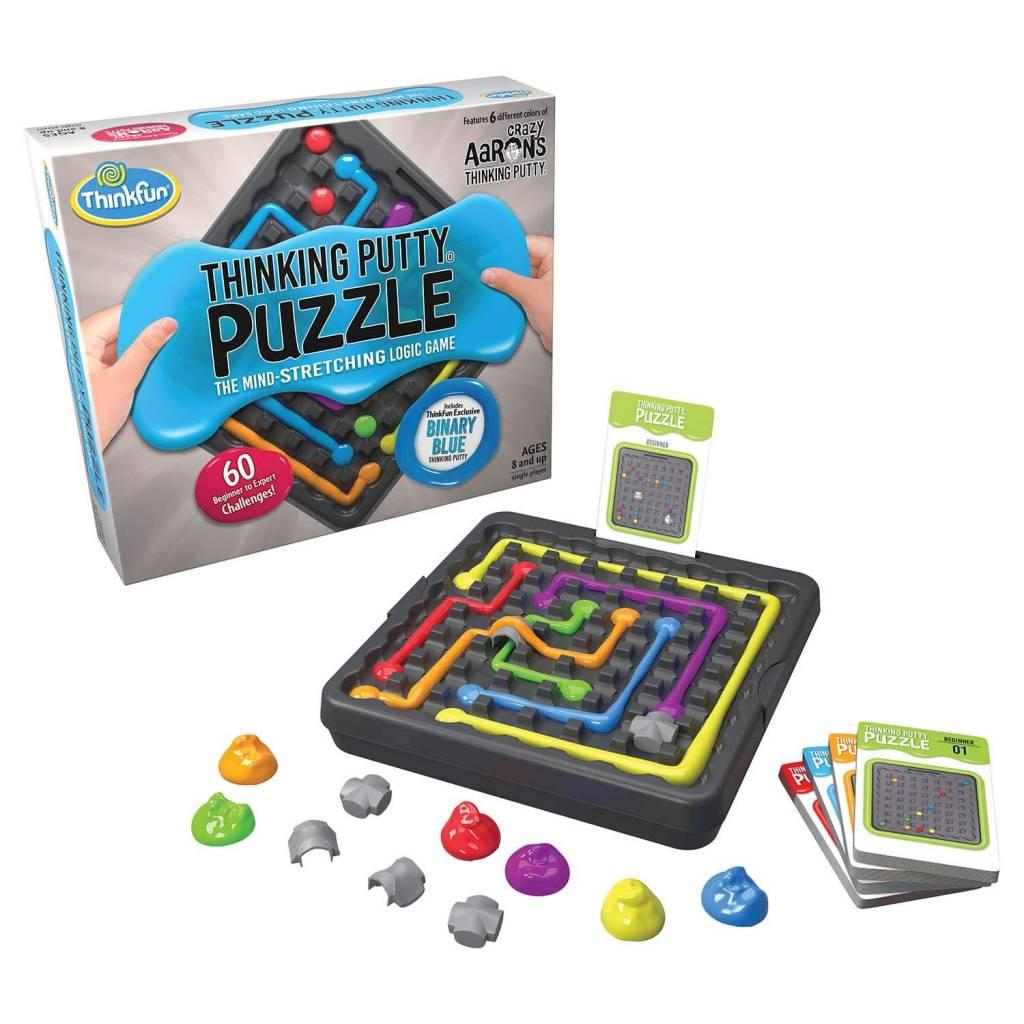 Thinking Putty Puzzle by ThinkFun