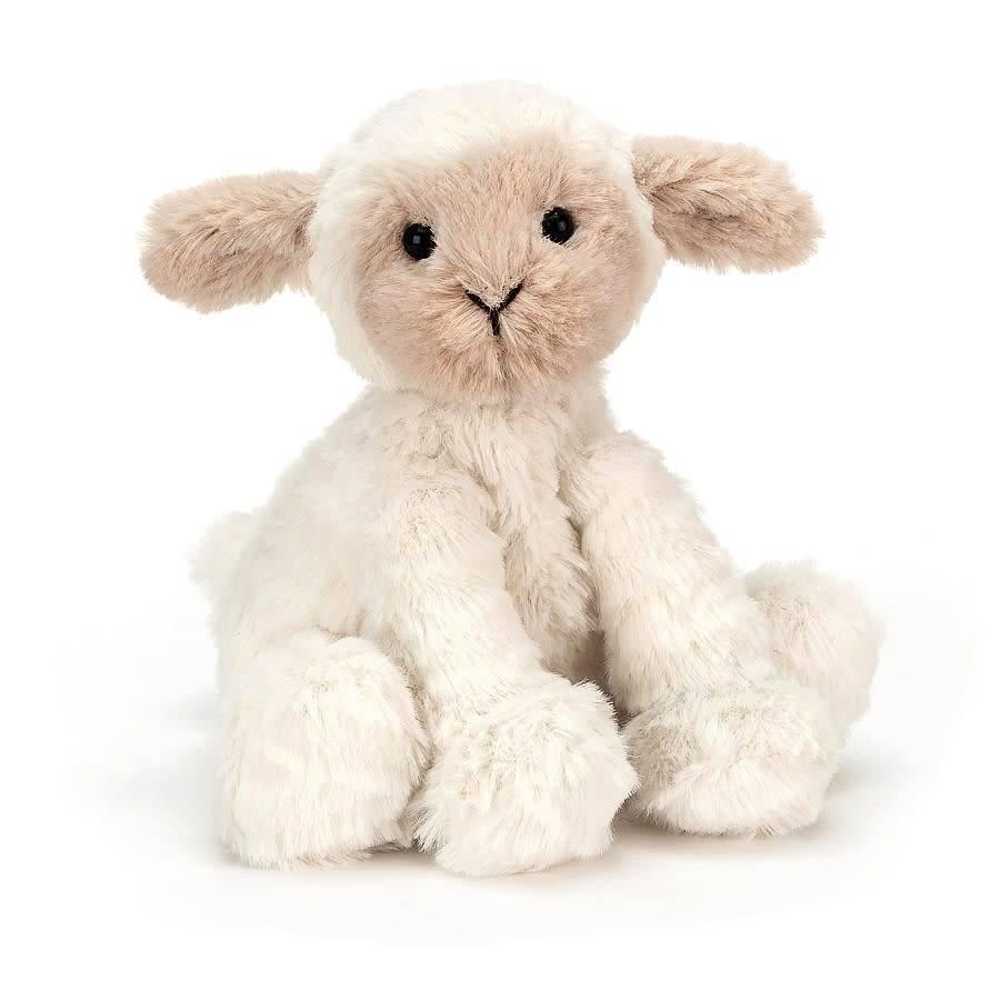 "Baby Fuddlewuddle Lamb 5"" by Jellycat"
