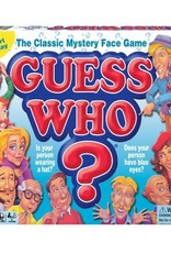 Guess Who? by Winning Moves