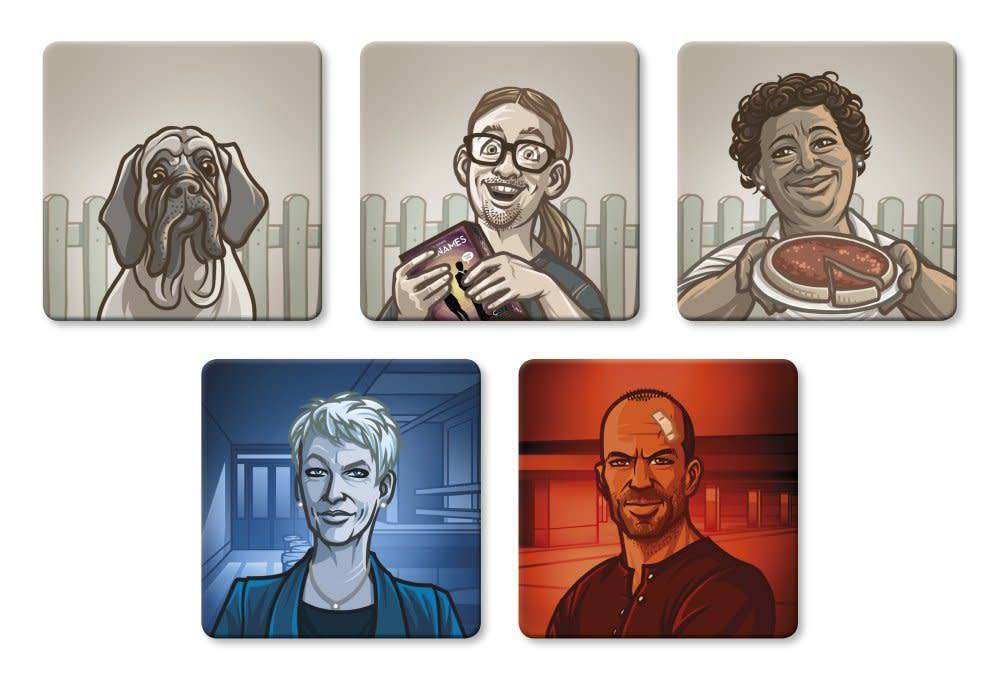 Codenames Pictures by Czech Games