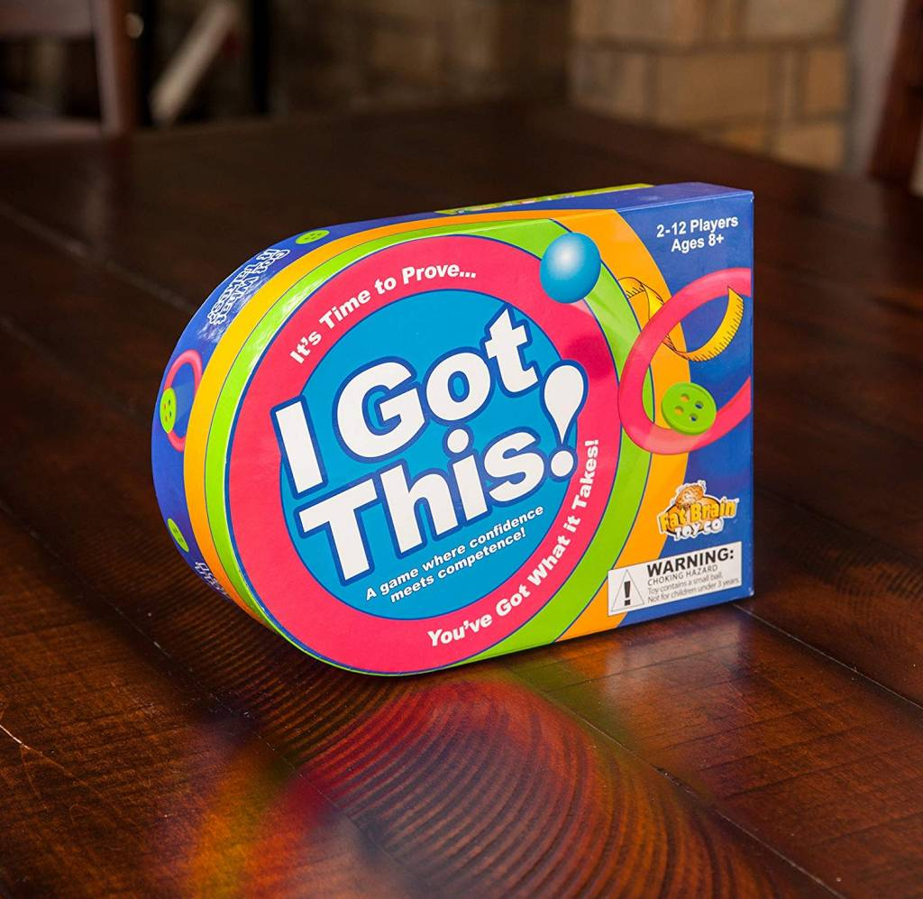 I Got This! by Fat Brain Toys
