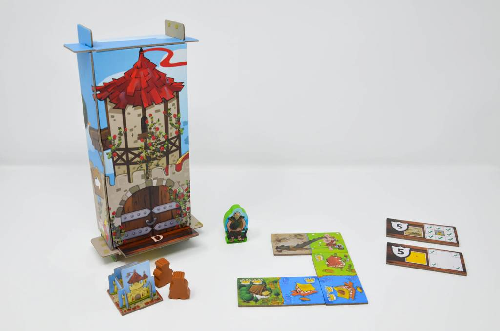 Kingdomino: Age of Giants by Blue Orange Games