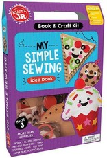 My Simple Sewing by Klutz