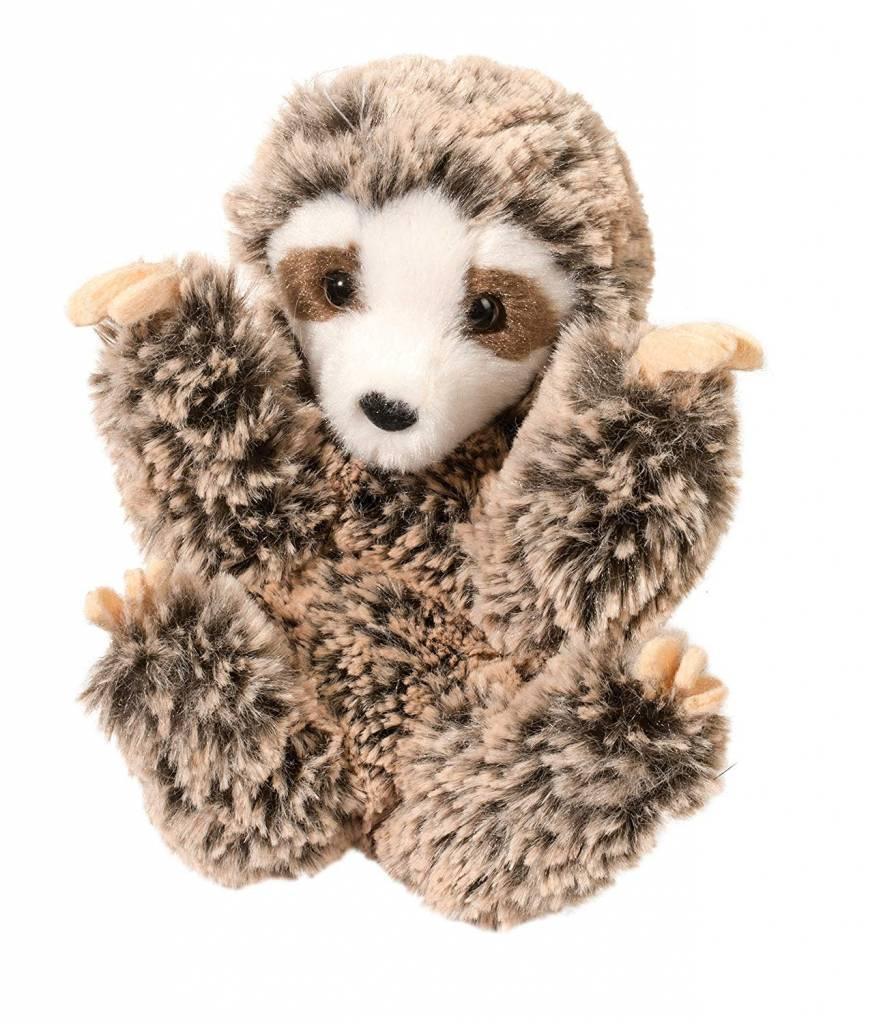 "Douglas Slowpoke 6"" Sloth by Douglas Cuddle Toys"