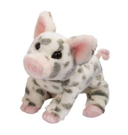 "Douglas Pauline 9"" Spotted Pig by Douglas Cuddle Toys"