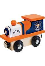 Master Pieces Houston Astros Toy Train Engine