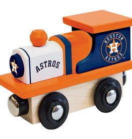 Master Pieces Houston Astros Toy Train Engine