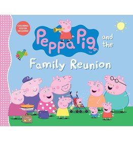 Peppa Pig And The Family Reunion